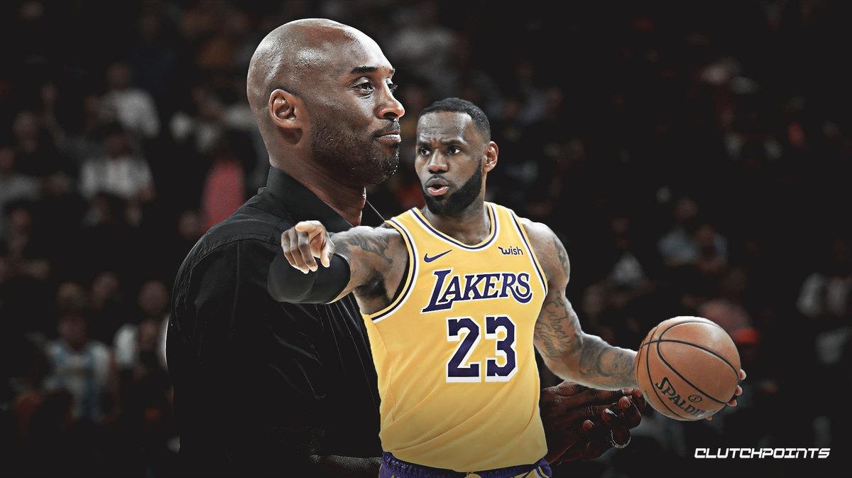 Photo of Officiel #NBA : L'ancienne gloire des Lakers, Kobe Bryant est décédé.