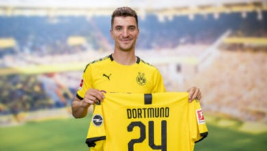 Photo of Officiel: Thomas Meunier s'engage au Borussia Dortmund