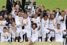 Photo of Le Real Madrid est champion d'Espagne pour la 34ème fois, grâce à un doublé de Karim Benzema